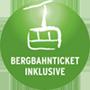 Bergbahnticket inklusive in Obersdorf